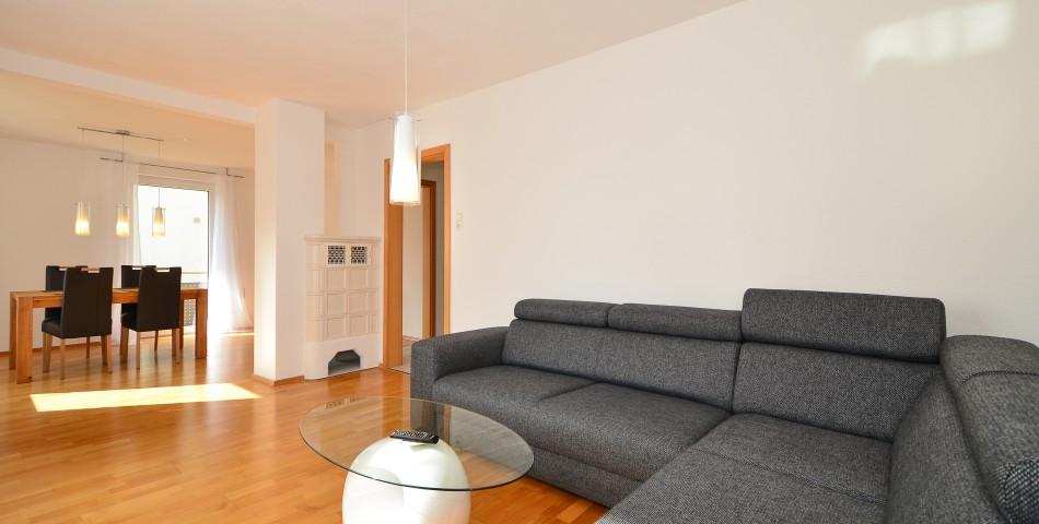 Wohnzimmer Casa Fiori in Stuttgart